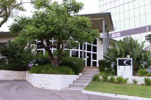 CCI Digital building outside