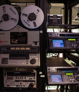 Video and audio editing hardware