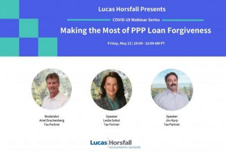 Making the Most of PPP Loan Forgiveness